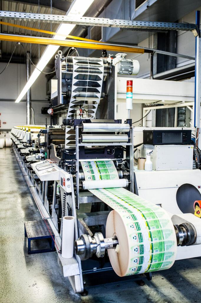 Flexo Labelprint