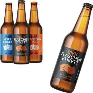Bier-label